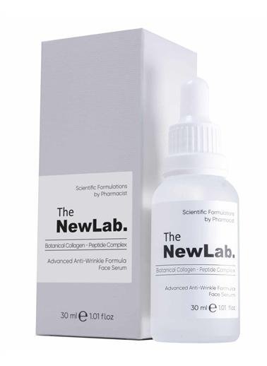 The NewLab İnce Çizgi ve Kırışıklıklar İçin Yüz Serumu Botanical Collagen + Peptide   Renksiz